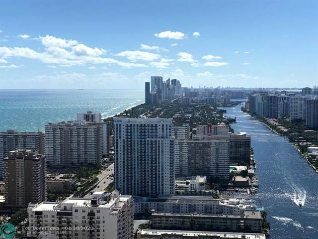 4010 S Ocean Dr T4108, Hollywood, FL 33019 (#F10225862) :: Ryan Jennings Group