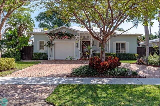 532 NE 10th Ave, Fort Lauderdale, FL 33301 (MLS #F10225916) :: The Paiz Group