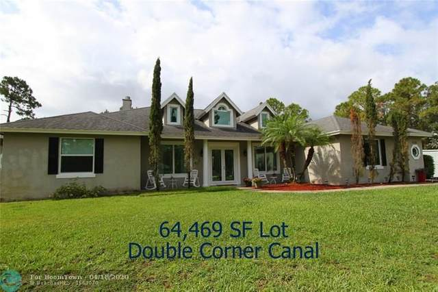 17270 72nd Rd, Loxahatchee, FL 33470 (MLS #F10225965) :: Laurie Finkelstein Reader Team