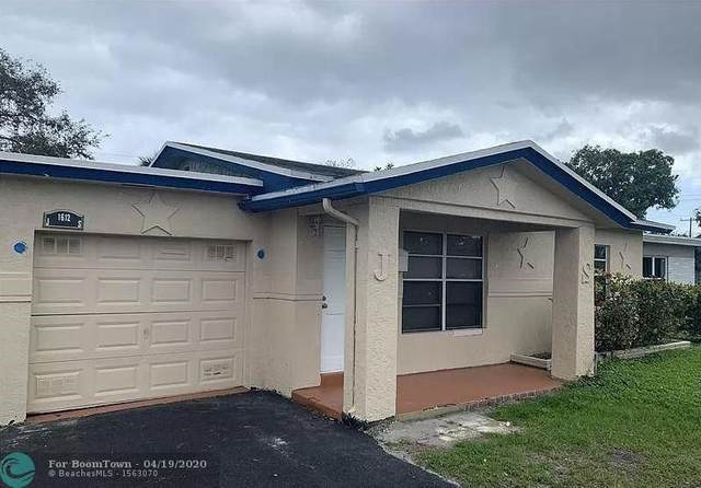 1612 NW 9th Ave, Fort Lauderdale, FL 33311 (MLS #F10226031) :: Laurie Finkelstein Reader Team