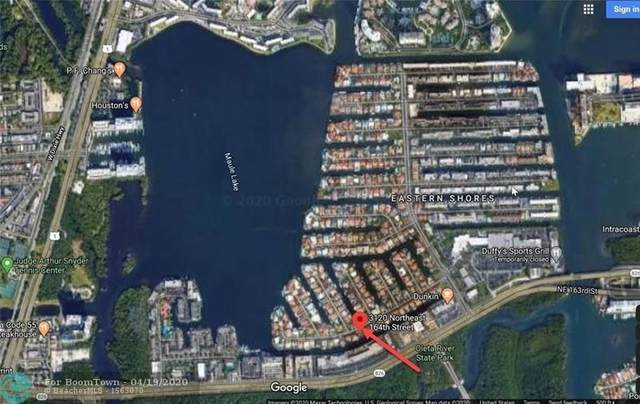 3120 NE 164th St, North Miami Beach, FL 33160 (#F10226049) :: Posh Properties