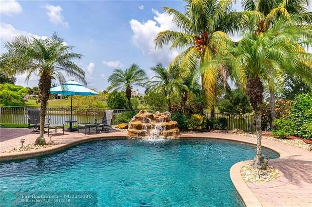 6881 NW 117th Ave, Parkland, FL 33076 (MLS #F10226117) :: GK Realty Group LLC