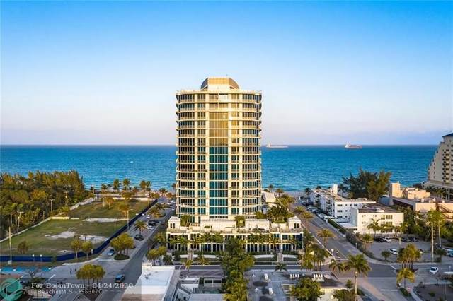701 N Fort Lauderdale Beach Blvd #401, Fort Lauderdale, FL 33304 (MLS #F10226182) :: Green Realty Properties