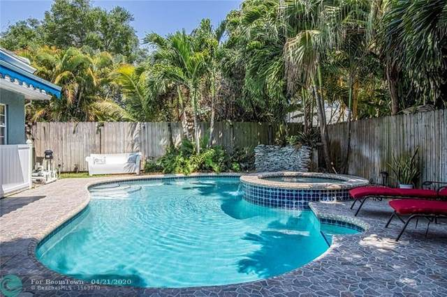 1508 NE 5th Ct, Fort Lauderdale, FL 33301 (MLS #F10226229) :: The Howland Group
