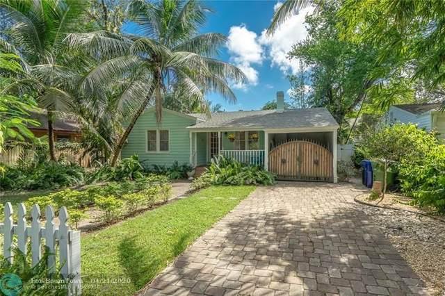 1510 Sw 1 St, Fort Lauderdale, FL 33312 (MLS #F10226256) :: RE/MAX