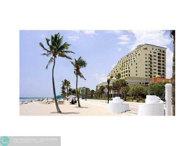 601 N Fort Lauderdale Beach Blvd #611, Fort Lauderdale, FL 33304 (#F10226307) :: Posh Properties