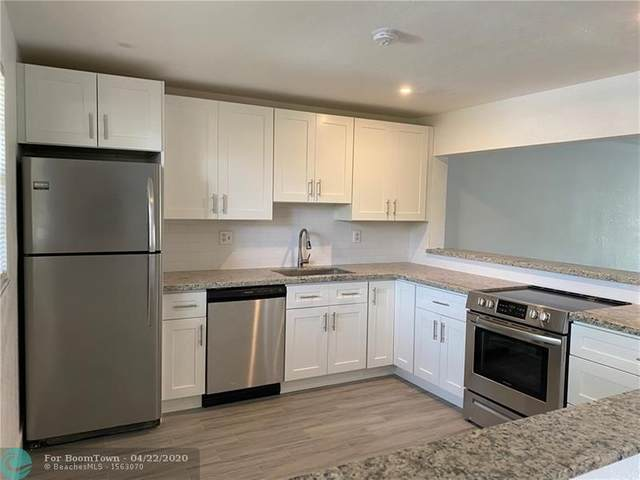 4965 E Sabal Palm Blvd #111, Tamarac, FL 33319 (MLS #F10226365) :: Berkshire Hathaway HomeServices EWM Realty