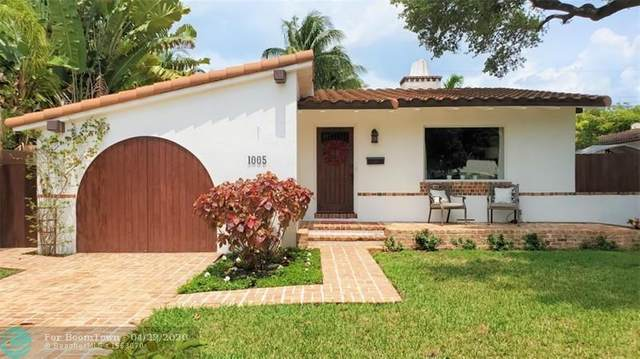 1005 SE 7th St, Fort Lauderdale, FL 33301 (MLS #F10226381) :: The Howland Group