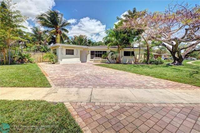 351 SW 13th St, Pompano Beach, FL 33060 (MLS #F10226503) :: The Howland Group