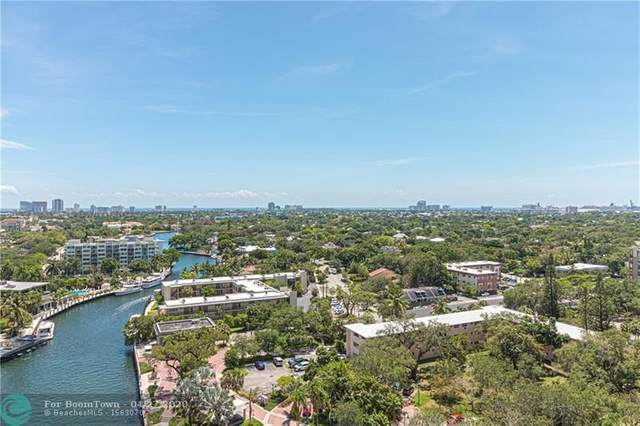 411 N New River Dr #1605, Fort Lauderdale, FL 33301 (MLS #F10226815) :: Green Realty Properties