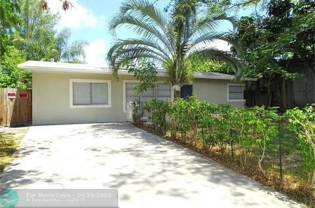1620 NE 1st Ave, Pompano Beach, FL 33060 (#F10226934) :: Dalton Wade