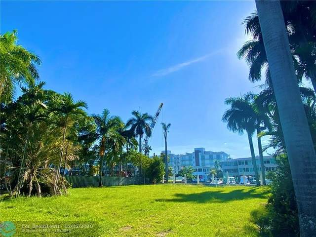 43 Fiesta Way, Fort Lauderdale, FL 33301 (MLS #F10227136) :: The Howland Group