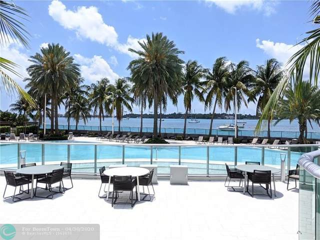 1500 Bay Rd #1146, Miami Beach, FL 33139 (MLS #F10227201) :: Green Realty Properties