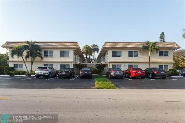 2300 SE 2nd St #2, Pompano Beach, FL 33062 (MLS #F10227309) :: THE BANNON GROUP at RE/MAX CONSULTANTS REALTY I