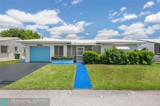5722 NW 82nd Ave, Tamarac, FL 33321 (MLS #F10227381) :: Green Realty Properties
