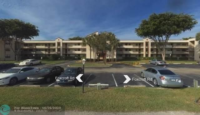 3252 Foxcroft Rd 2-201, Miramar, FL 33025 (MLS #F10227544) :: ONE Sotheby's International Realty