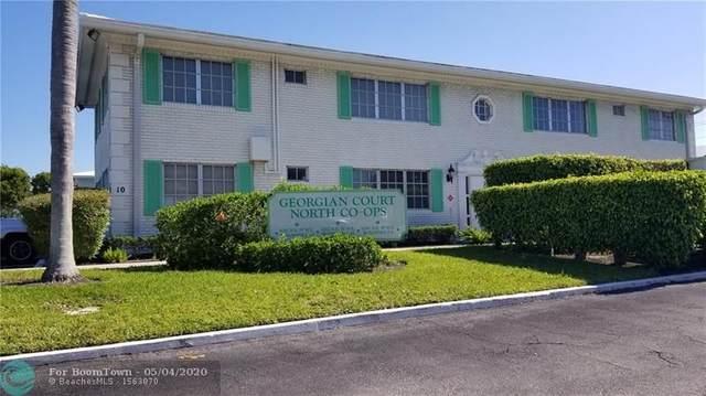 6263 NE 19th Ave #1030, Fort Lauderdale, FL 33308 (#F10227694) :: The Rizzuto Woodman Team