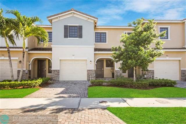 362 NE 194th Ter #362, Miami, FL 33179 (MLS #F10227755) :: THE BANNON GROUP at RE/MAX CONSULTANTS REALTY I