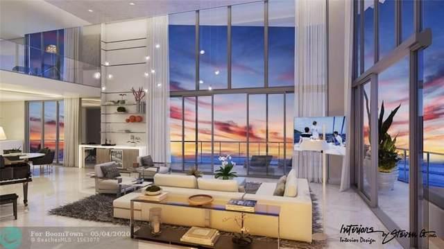 730 N Ocean Blvd Ph 1904, Pompano Beach, FL 33062 (MLS #F10227889) :: GK Realty Group LLC