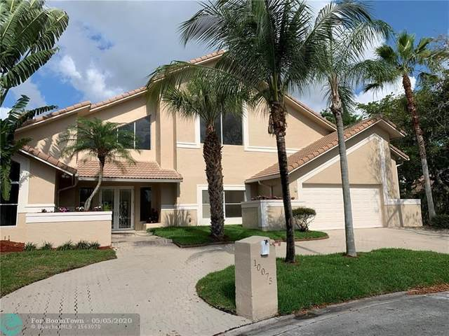 10075 Vestal Pl, Coral Springs, FL 33071 (MLS #F10228022) :: Green Realty Properties