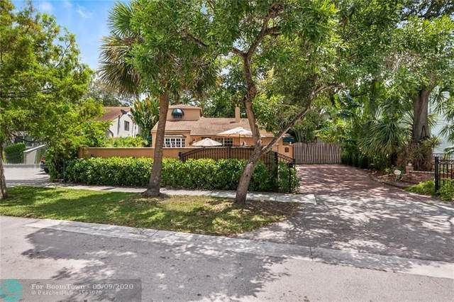 608 N Rio Vista Blvd, Fort Lauderdale, FL 33301 (MLS #F10228111) :: The Howland Group