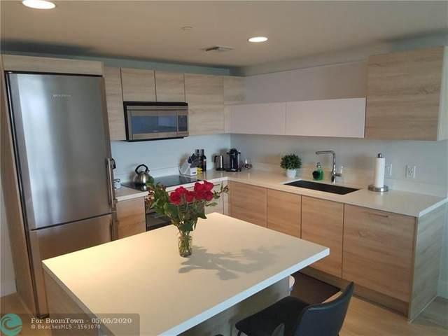 16385 Biscayne Blvd #1018, Aventura, FL 33160 (MLS #F10228122) :: Berkshire Hathaway HomeServices EWM Realty