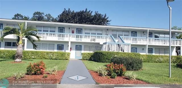 137 Oakridge J #137, Deerfield Beach, FL 33442 (MLS #F10228383) :: Laurie Finkelstein Reader Team