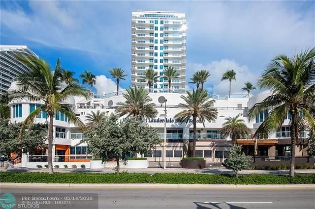 505 N Fort Lauderdale Beach Blvd #603, Fort Lauderdale, FL 33304 (MLS #F10228582) :: Laurie Finkelstein Reader Team