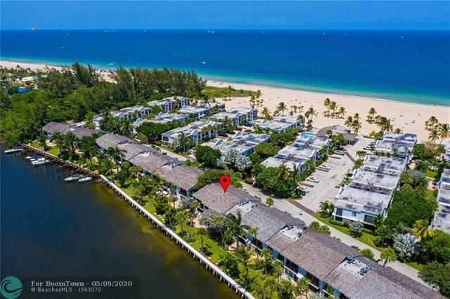 1601 S Ocean Ln 184-85, Fort Lauderdale, FL 33316 (MLS #F10228689) :: Lucido Global