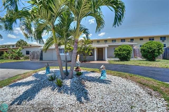 1251 NE 35th St, Pompano Beach, FL 33064 (MLS #F10228765) :: The Paiz Group