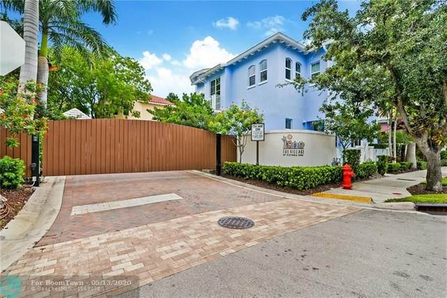 916 NE 17 WAY, Fort Lauderdale, FL 33304 (MLS #F10228788) :: The Howland Group