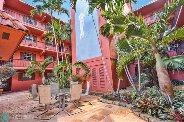 660 Tennis Club Dr 401/402, Fort Lauderdale, FL 33311 (MLS #F10228887) :: Berkshire Hathaway HomeServices EWM Realty