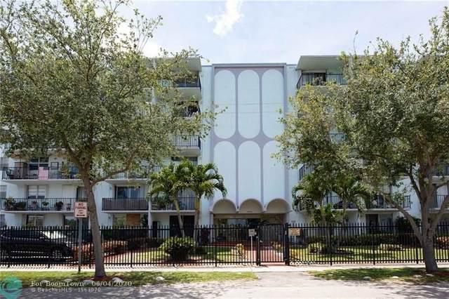 12500 NE 15th Ave #303, North Miami, FL 33161 (MLS #F10228888) :: The Paiz Group