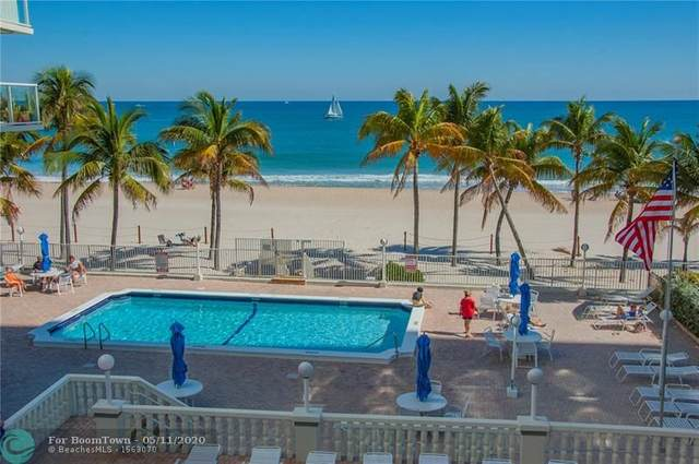 1000 S Ocean Blvd 7N, Pompano Beach, FL 33062 (MLS #F10228897) :: Lucido Global