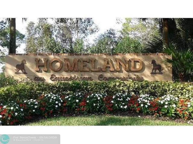 6801 Duckweed Road, Lake Worth, FL 33449 (#F10228919) :: Ryan Jennings Group