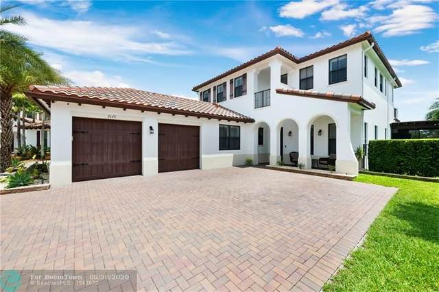 2640 NW 84th Way, Cooper City, FL 33024 (#F10228935) :: Real Estate Authority