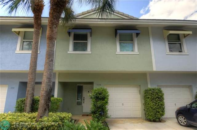 1779 NE 4th Ave B2, Fort Lauderdale, FL 33305 (MLS #F10228953) :: RE/MAX