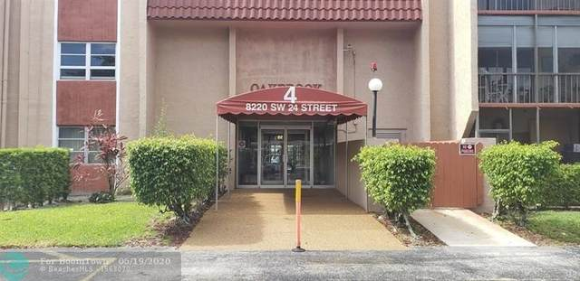 8220 SW 24th St #4308, North Lauderdale, FL 33068 (MLS #F10228996) :: Green Realty Properties