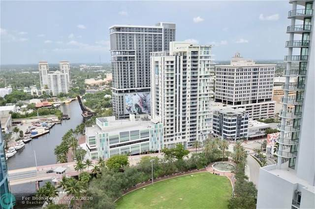 333 Las Olas Way #2505, Fort Lauderdale, FL 33301 (MLS #F10229055) :: THE BANNON GROUP at RE/MAX CONSULTANTS REALTY I