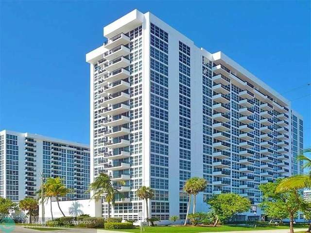 531 N Ocean Blvd #1607, Pompano Beach, FL 33062 (MLS #F10229077) :: Lucido Global