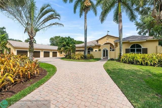 14211 Sunset Ln, Southwest Ranches, FL 33330 (#F10229155) :: Real Estate Authority