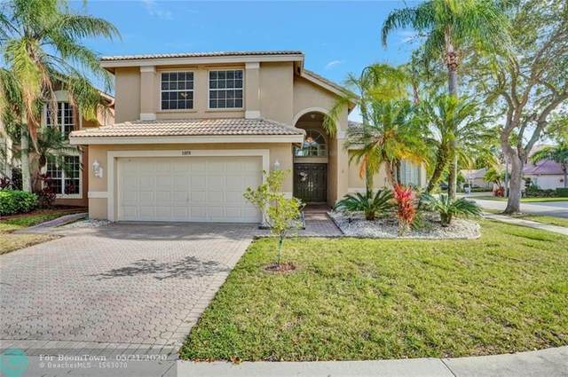 11978 NW 54th Pl, Coral Springs, FL 33076 (MLS #F10229195) :: GK Realty Group LLC