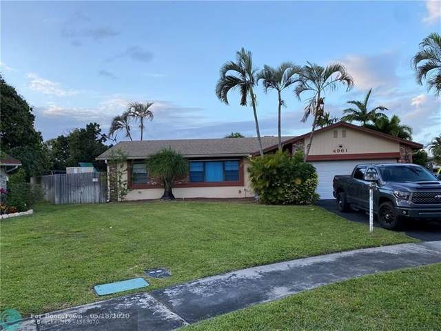 4961 SW 10th St, Margate, FL 33068 (MLS #F10229271) :: THE BANNON GROUP at RE/MAX CONSULTANTS REALTY I