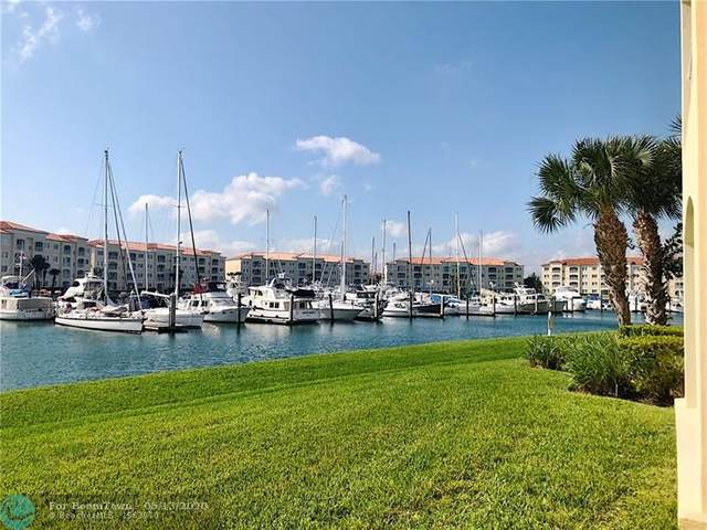 8 Harbour Isle Dr E #105, Fort Pierce, FL 34949 (MLS #F10229277) :: Green Realty Properties