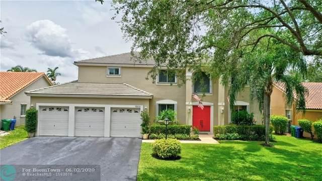 10031 NW 56th St, Coral Springs, FL 33076 (#F10229285) :: Dalton Wade