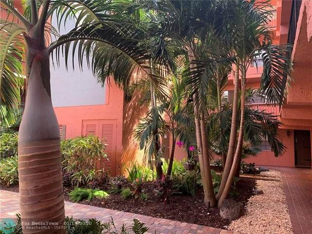 670 Tennis Club Dr #110, Fort Lauderdale, FL 33311 (MLS #F10229301) :: Castelli Real Estate Services