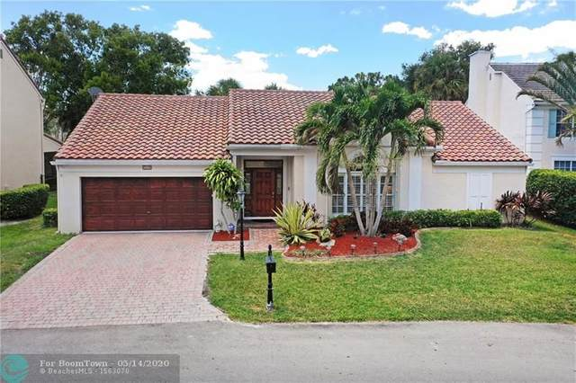 7670 Live Oak Dr, Coral Springs, FL 33065 (MLS #F10229344) :: THE BANNON GROUP at RE/MAX CONSULTANTS REALTY I