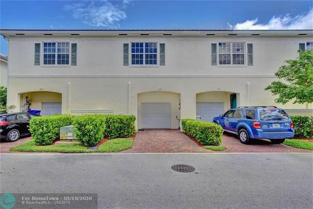 223 SW 7th Ct #223, Pompano Beach, FL 33060 (#F10229399) :: Dalton Wade