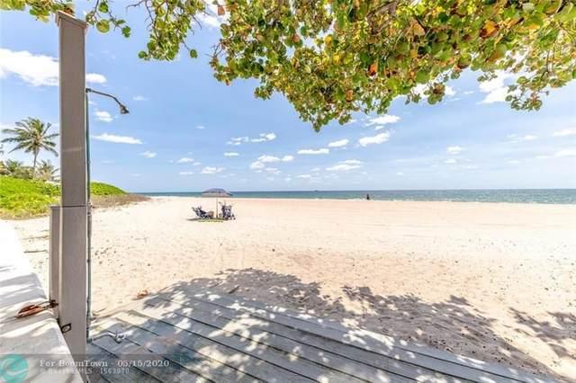 1500 S Ocean Blvd #201, Lauderdale By The Sea, FL 33062 (MLS #F10229429) :: Lucido Global