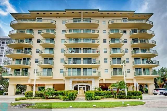 3210 NE 5th Street #201, Pompano Beach, FL 33062 (MLS #F10229454) :: Lucido Global